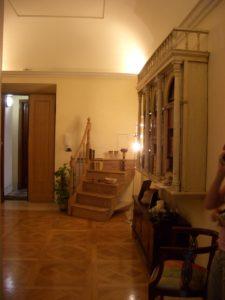 Arredi antiquariato di ville e casali Roma