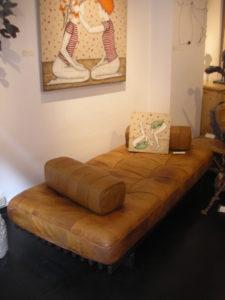 """""""Day bed"""", design svedese anni '70"""